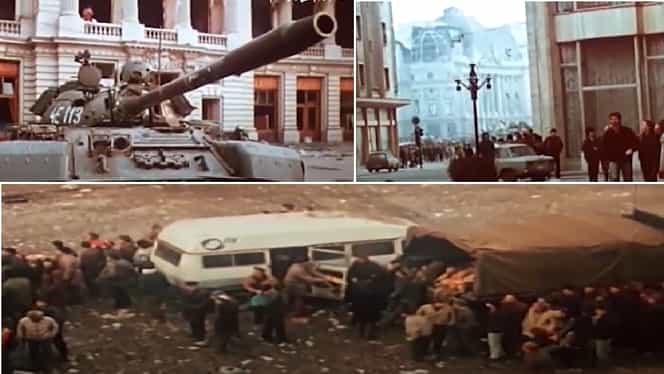 30 de ani de la Revoluție. Pe 21 decembrie 1989, la Timișoara, s-a citit pentru prima oară Proclamația Frontului Popular Democratic