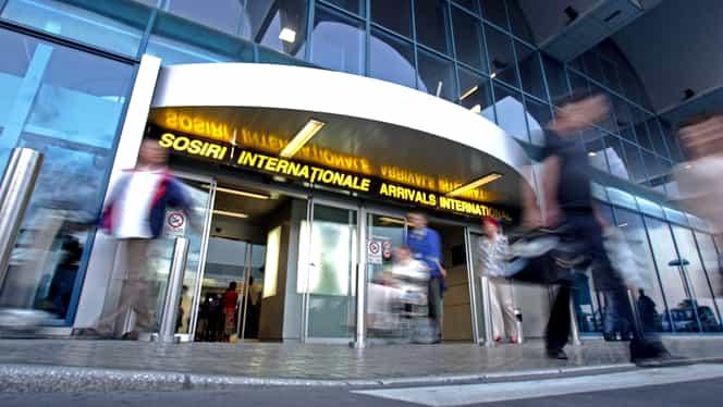 Aeroportul Henri Coandă, afectat de pandemia de coronavirus. Check-in-ul se realizează doar la ghișeele 53-104