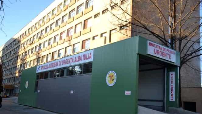 Acuzații dure la adresa Spitalului Județean din Alba Iulia, după ce un bărbat care a ajuns la urgență cu dureri în gât a murit