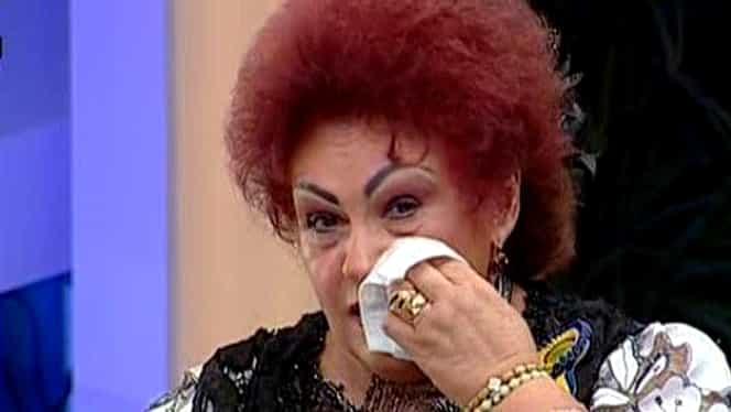 Elena Merișoreanu a fost înșelată de soț
