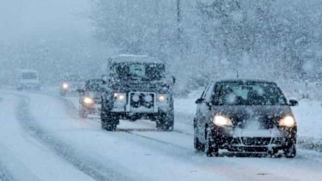 ANM anunță record de ninsori și ger: prognoza meteo 19-25 noiembrie