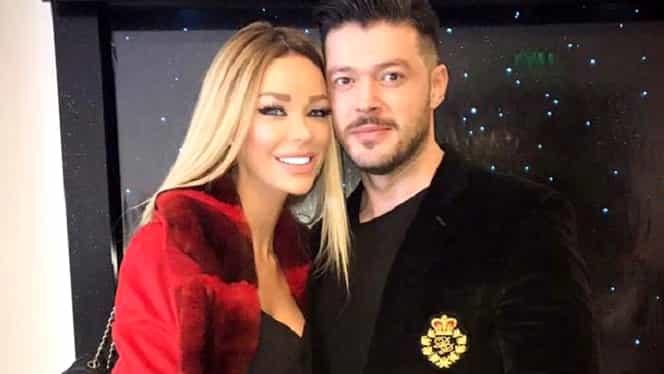 Bianca Drăgușanu și Victor Slav, din nou împreună, de ziua fetiței lor