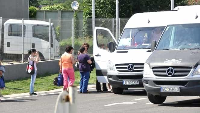 Greva generală a transportatorilor! Microbuzele și autocarele nu vor circula astăzi în România!