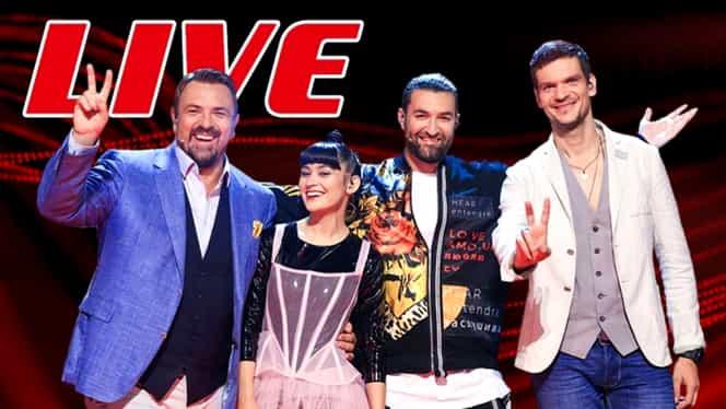 A doua semifinală Vocea României. Azi aflăm cine se luptă în marea finală de la Pro TV