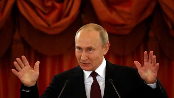 Ce a ales să facă Vladimir Putin în ziua în care a împlinit 67 de ani. Filmarea a fost făcută de propagandă rusă