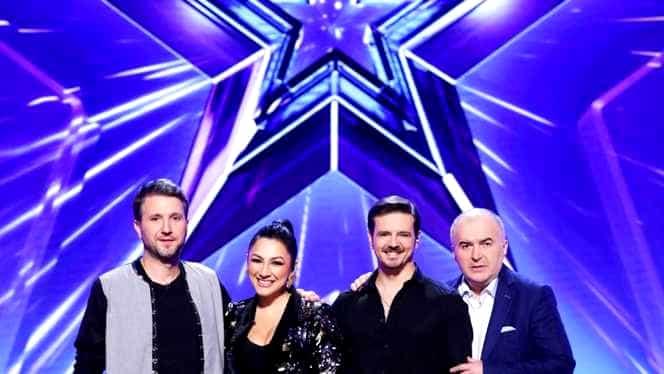 Românii au Talent Live Stream la PRO TV. Vezi Online prima ediție din sezonul 9