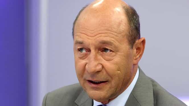 """Traian Băsescu nu crede că Dincă este un simplu criminal: """"E doar un pion. Se va confirma acest lucru"""""""