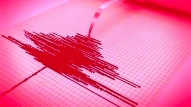 5 cutremure au zdruncinat vestul României. Cel mai puternic a avut magnitudinea 4,4