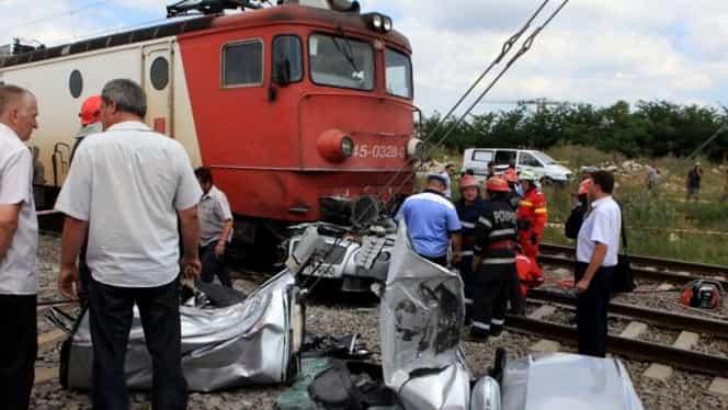 Bărbat lovit de tren în Voluntari! Medicii nu au mai văzut așa ceva!