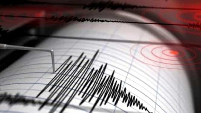 ALERTĂ! Două cutremure, la interval de trei minute, în zona seismică Vrancea