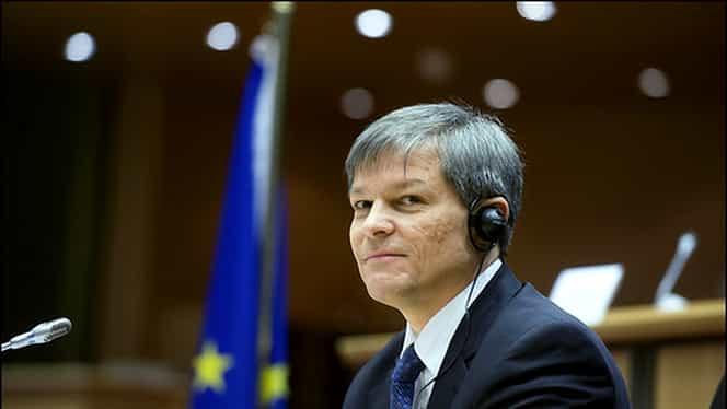 """Dacian Cioloș, anunţ de ULTIMĂ ORĂ: """"Am decis să candidez"""""""
