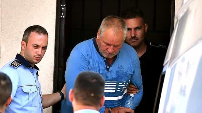 Gheorghe Dincă a solicitat să fie văzut de un medic în arest. Criminalul din Caracal are probleme de sănătate