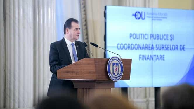 Guvernul şi-a angajat răspunderea pe alegerea primarilor în două tururi. Premierul Ludovic Orban
