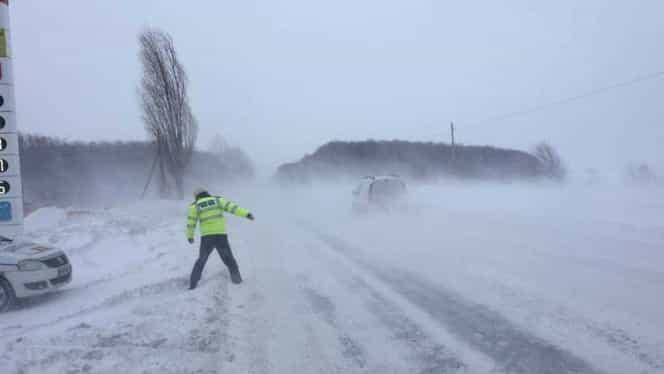 Cod galben de ceaţă şi vreme severă! Care sunt zonele afectate