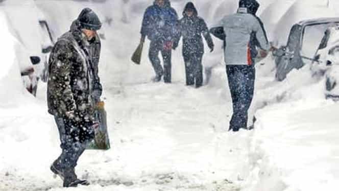 """ANM, scenariu de coșmar pentru România: """"Iarna aceasta ar putea fi cea mai grea din ultimii 30 de ani sau din ultimii 100 de ani"""""""
