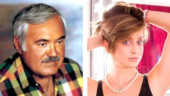 Povestea de viață a fiicei lui Dem Rădulescu! Irina avea doar 13 ani când actorul a murit