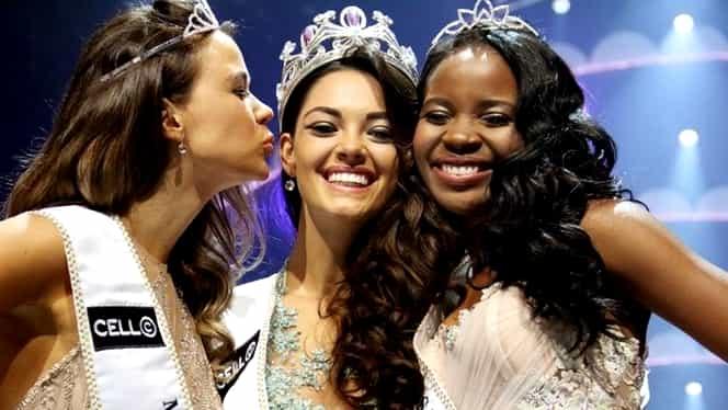 Miss Univers vine din Africa de Sud! Are 22 de ani şi este superbă!