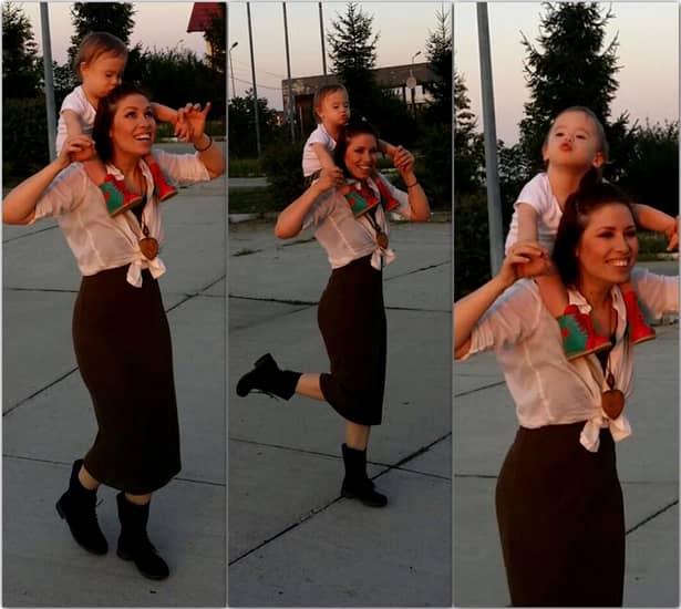 Galerie FOTO. ULUITOR! Cum arăta în urmă cu 2 ani VEDETA de la Vocea României, care l-a făcut aseară pe Tudor Chirică SĂ PLÎNGĂ!