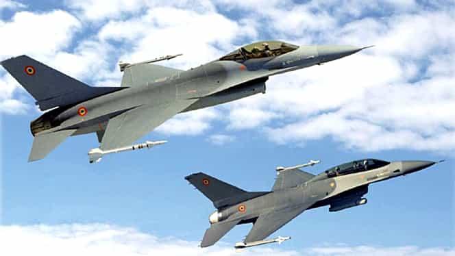 Avioanele F-16 românești nu au mai defilat la parada de Ziua Națională! Care a fost motivul