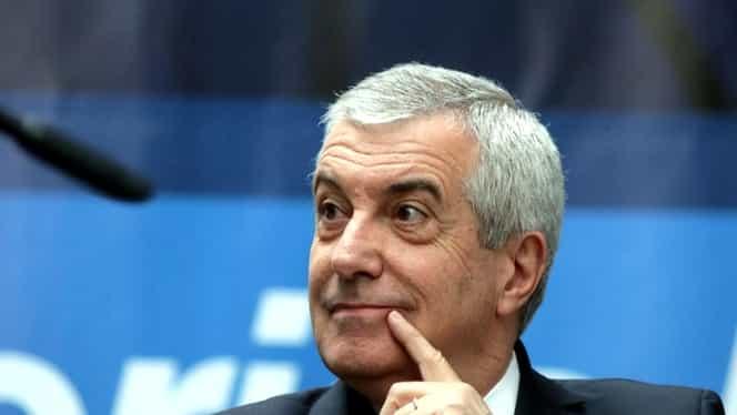 Călin Popescu Tăriceanu, oficial candidatul ALDE la prezidenţiale! Ce mesaj ferm i-a transmis Vioricăi Dăncilă