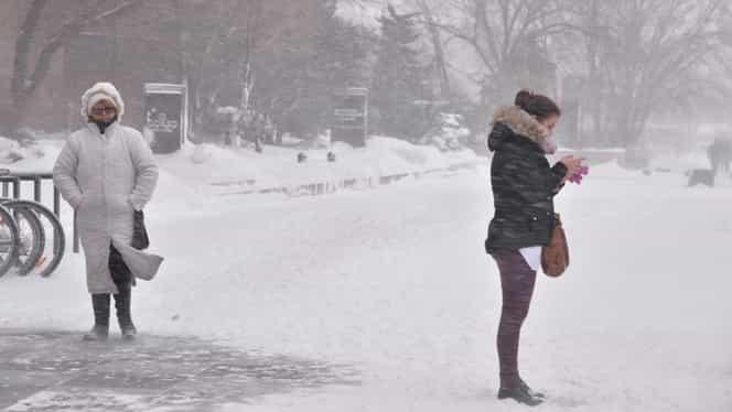 Prognoza meteo duminică, 5 ianuarie! Vremea în București, Iași, Constanța, Cluj sau Brașov: ploi și ninsori în cea mai mare parte a țării