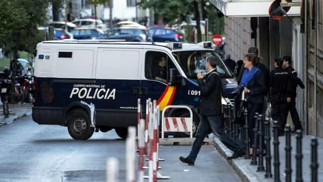 Un român, autorul unui atentat și ucigașul a 3 persoane, în Barcelona. Tânărul de 29 de ani a fost prins