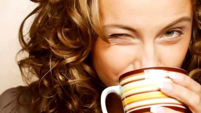 Cafeaua, aliata seducţiei feminine
