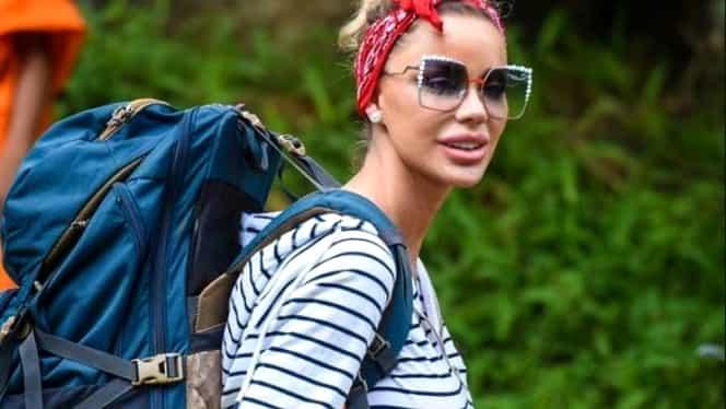 Câți bani a luat Bianca Drăgușanu pentru participarea la Asia Express. A apărut pentru puțin timp în emisiunea de la Antena 1
