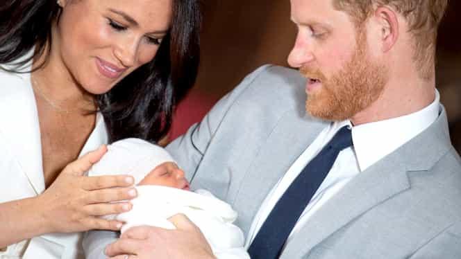 Cum au ales Prințul Harry și Meghan Markle numele Archie pentru copilul lor. Povestea din spatele palatului Buckingham