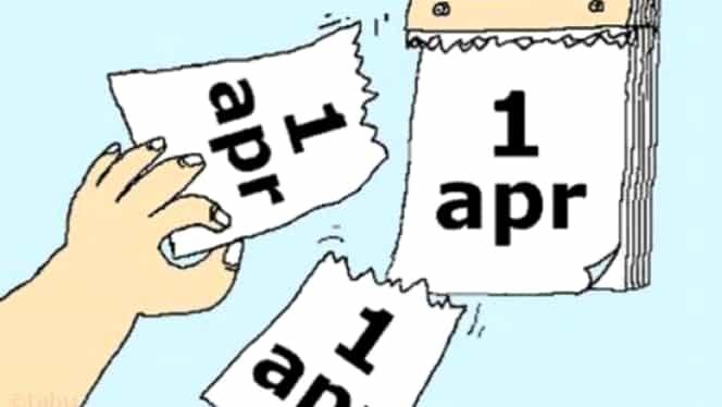 1 APRILIE, ZIUA PACALELILOR: Cum s-a ajuns la o zi a farselor
