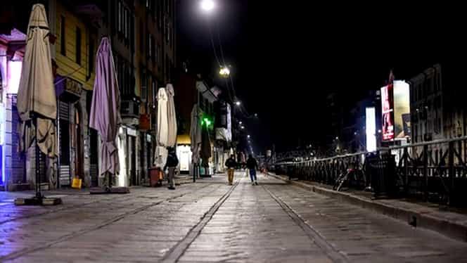 """Românii dintr-un bloc din Milano şi-au părăsit locuinţele de frica carantinei de coronavirus, într-o noapte. """"Au plecat cu maşinile, cu trenul, au fugit unde au văzut cu ochii"""""""