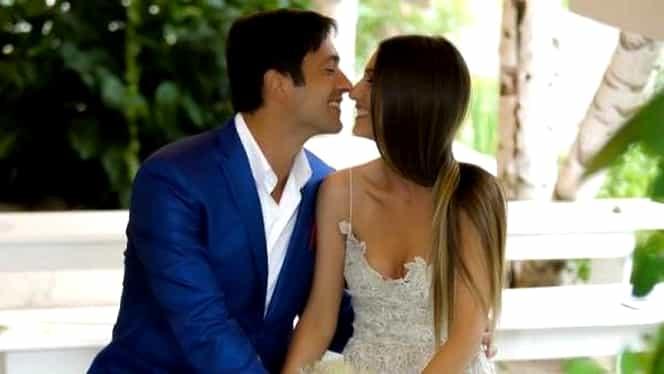 Adela Popescu nu e prima soţie a lui Radu Vâlcan! Starul TV a mai fost căsătorit cu o femeie celebră. GALERIE FOTO