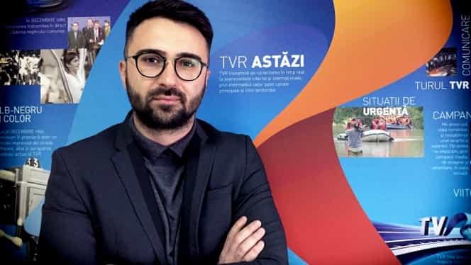 Ionuț Cristache, de la TVR, câștigă un salariu dublu față de șeful televiziunii publice. Câți bani primește, lunar
