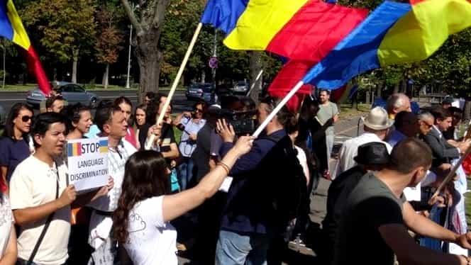 Curtea Constituţională de la Kiev interzice limba română