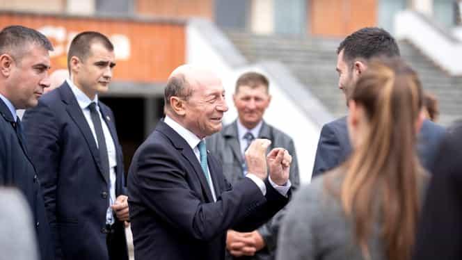 Referendumul pentru familie, EȘEC: Reacția lui Traian Băsescu