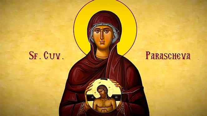 Rugăciune către Sfânta Parascheva. O rostești și treci peste necazuri