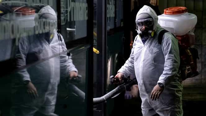Acțiuni de combatere a coronavirusului! Primăria Sectorului 1 pulverizează pe domeniul public un vericid puternic! Decizii luate de celelalte primării
