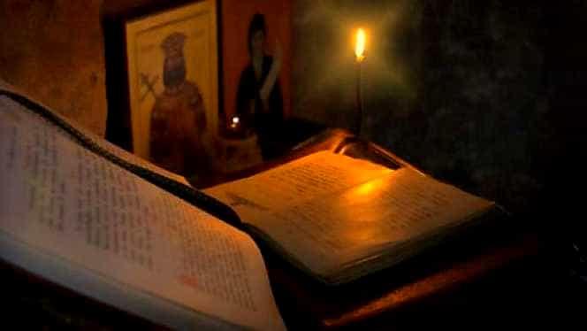 Rugăciunea zilei de 20 aprilie. Rostește-o pentru sănătate, fericire și liniște sufletească
