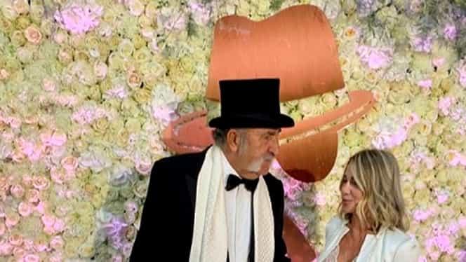 Cum s-a îmbrăcat Nadia Comăneci la petrecerea lui Ion Ţiriac de la Madrid! A atras toate privirile. FOTO