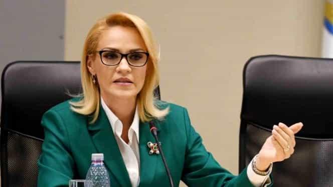 """Gabriela Firea a vorbit deschis despre închiderea Bucureștiului: """"Nu am participat la discuții"""""""