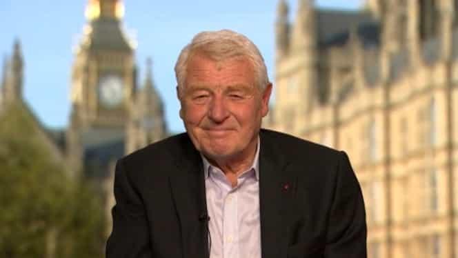 Paddy Ashdown a murit la 77 de ani. Fostul lider al liberal-democraților era dușmanul de moarte al lui Tony Blair