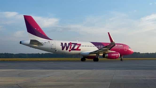 Amenințare cu bombă la bordul unei aeronave Wizzair! Panică pe Aeroportul din Otopeni