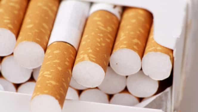 Veşti proaste pentru fumători. Vezi cu cât s-au scumpit ţigările!