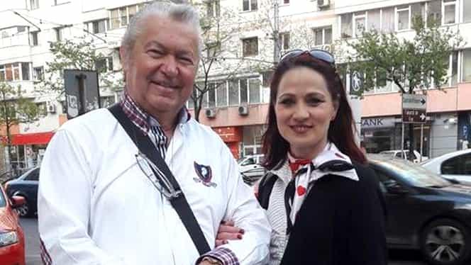 Gheorghe Turda a recunoscut că are o relație cu ea! Cu câți ani este Nicoleta mai tânără decât el