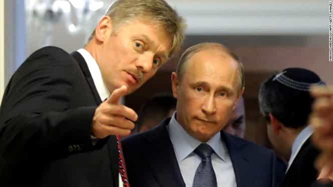 Cum arată Elizaveta Peskova, fiica purtătorului de cuvânt al lui Vladimir Putin, care lucrează la Parlamentul UE. FOTO