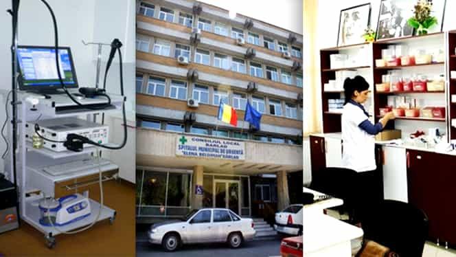 Spitalul din Bârlad, desemnat să trateze bolnavii infectați cu coronavirus, roagă oamenii să doneze pentru aparatură medicală! Sumă uriașă strânsă în 3 zile