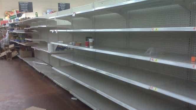 """ONU, avertisment în privința cumpărăturilor în exces: """"Ar putea duce la o criză a aprovizionării cu alimente"""""""