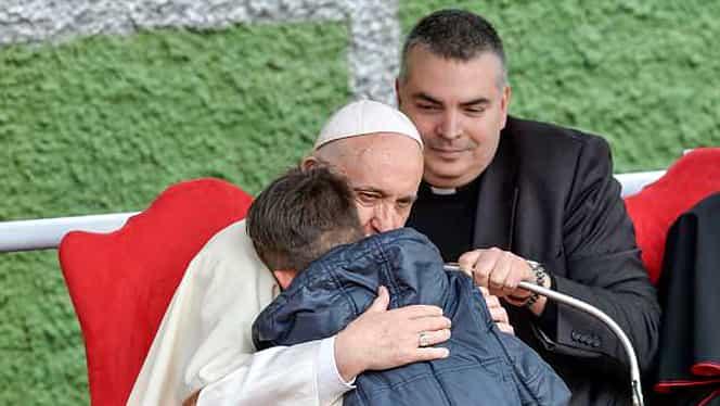 Ateii merg în Rai? Vezi ce i-a răspuns Papa de la Roma unui băiețel!