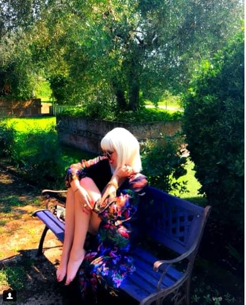 Raluca Bădulescu le-a arătat fanilor mai mute imagini din vacanța de anul acesta
