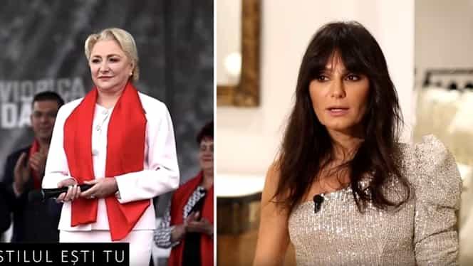 """Dana Budeanu îi ia apărarea Vioricăi Dăncilă! Mesaj extrem de dur: """"Gunoaie! Voi sunteţi nimic"""""""